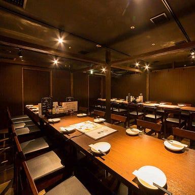 全席個室×肉バル マシェール 中洲店  こだわりの画像