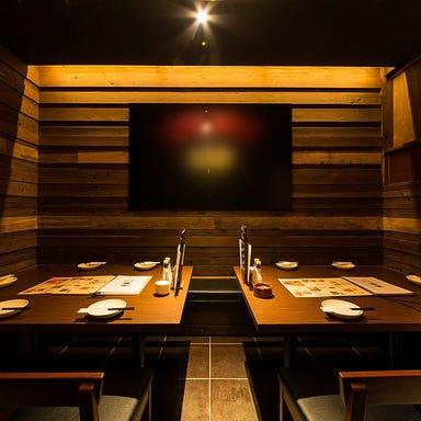 全席個室×肉バル マシェール 中洲店  店内の画像