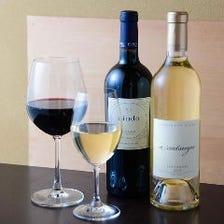 お席にふさわしい日本酒・ワイン