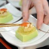 日本料理の伝統、旬の食材を守りながらも新たな挑戦を続けます
