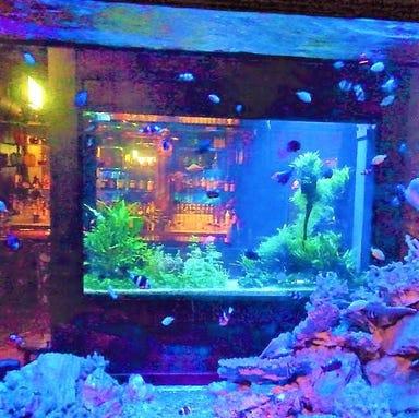 サントリーバー&ダイニング 北新地 水響亭 店内の画像