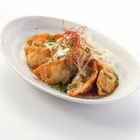 【おすすめ】揚げ餃子 ユウリンチ風 中華風に仕上げた揚げ餃子です。
