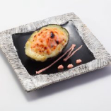 【おすすめ】アボカド明太チーズグラタン アボカド明太子とチーズ。テッパンです。