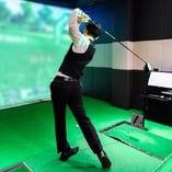 【ゴルフパーティ】 中洲でゴルフ!飲放付パーティプランも◎