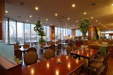レストラン花水木  店内の画像