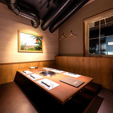 産直焼肉 ビーファーズ 豊中緑丘店 店内の画像