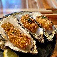 牡蠣フライ3個