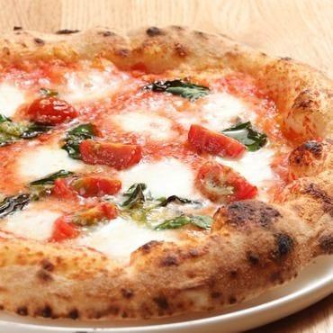 ◆耳まで美味しい♪焼き立てピッツァ
