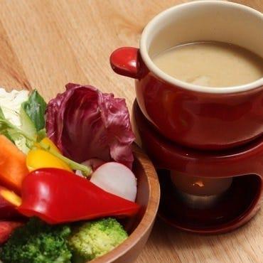 ◆季節折々、旬のお野菜を存分に
