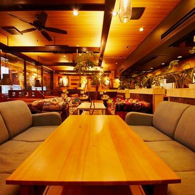 DINING & TERRACE N.Y table  コースの画像