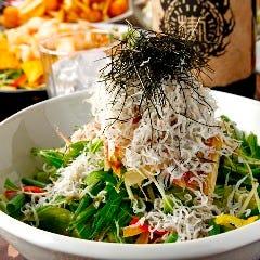 柚子オリジナルサラダ