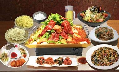 焼肉・韓国料理 蘭  コースの画像