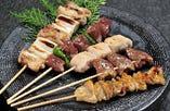 ◇和歌山県特産 紀州鶏 単品串