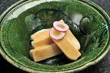 ◇自家製 豆腐の味噌漬け