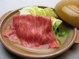 【煮物】 和牛 味噌小鍋