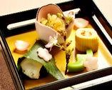 【前菜】春の訪れを感じる前菜5種盛