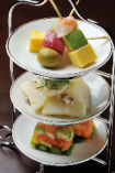 ◆前菜三種盛