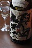 ◆ワイングラスで日本酒を・・・