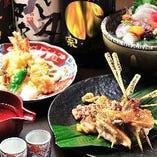 旬の美味・名古屋コーチン・豆腐料理・酒粕料理・純米地酒&焼酎