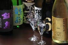 厳選純米酒50種類