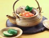 ◆土瓶蒸し 松茸・鱧・名古屋コーチン入り
