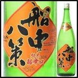 ◆船中八策 純米辛口ひやおろし<高知>