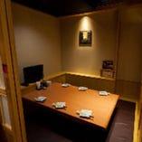 様々な個室空間をご用意しておりますので、お客様のお好きな個室をご指定下さい。