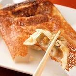 赤豚青唐餃子