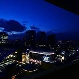 29Fから『梅田』の夜景♪