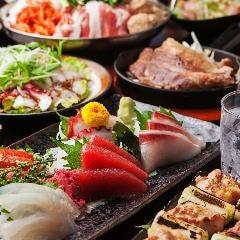 厳選旬食材 産地直送 千歳酒場 姫路店