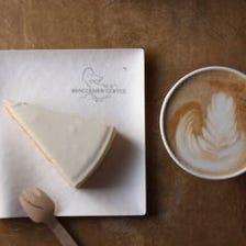 人気のバンクーバーコーヒー店併設