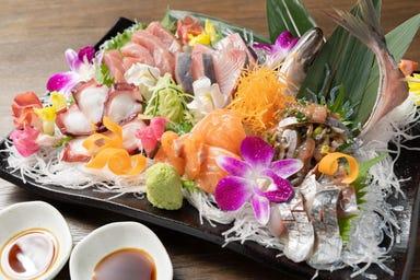 彩り居酒屋 花の菜  コースの画像