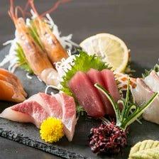 魚・串料理など充実の居酒屋メニュー