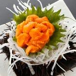 北海道直送!ミョウバン不使用の生ウニをそのままの素材味を堪能