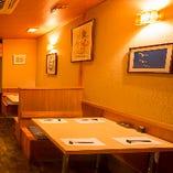 テーブル席(~4名様×2)