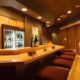 【茶居庵】全国各地の厳選した日本酒をご提供いたします。