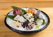柳橋鮮魚 お造り盛り合わせ