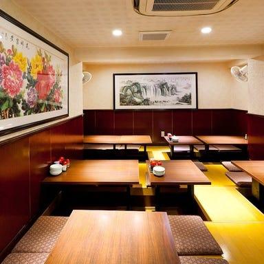 横浜中華街 品珍閣 151品オーダー式食べ放題 店内の画像