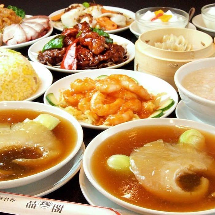 """北京,四川,上海,広東の""""4大中華料理"""