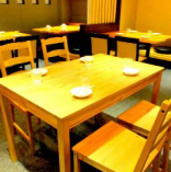 ■テーブル席
