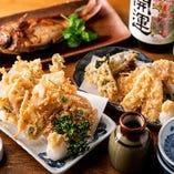 【料理のみ】上刺身盛り合わせ、伊勢海老、海鮮鍋など高級素材が目白押し!雪の宴コース[全9品]
