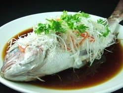 横浜中華街 千禧楼 中国料理  メニューの画像