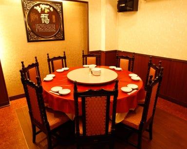 横浜中華街 千禧楼 中国料理  店内の画像
