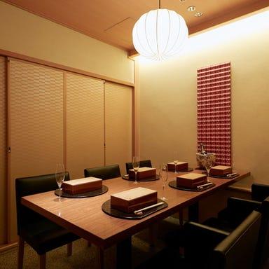 個室割烹 寿司北大路 品川店 店内の画像