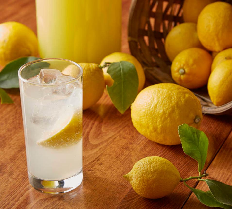 爽やかな味わいリモンチェッロソーダ