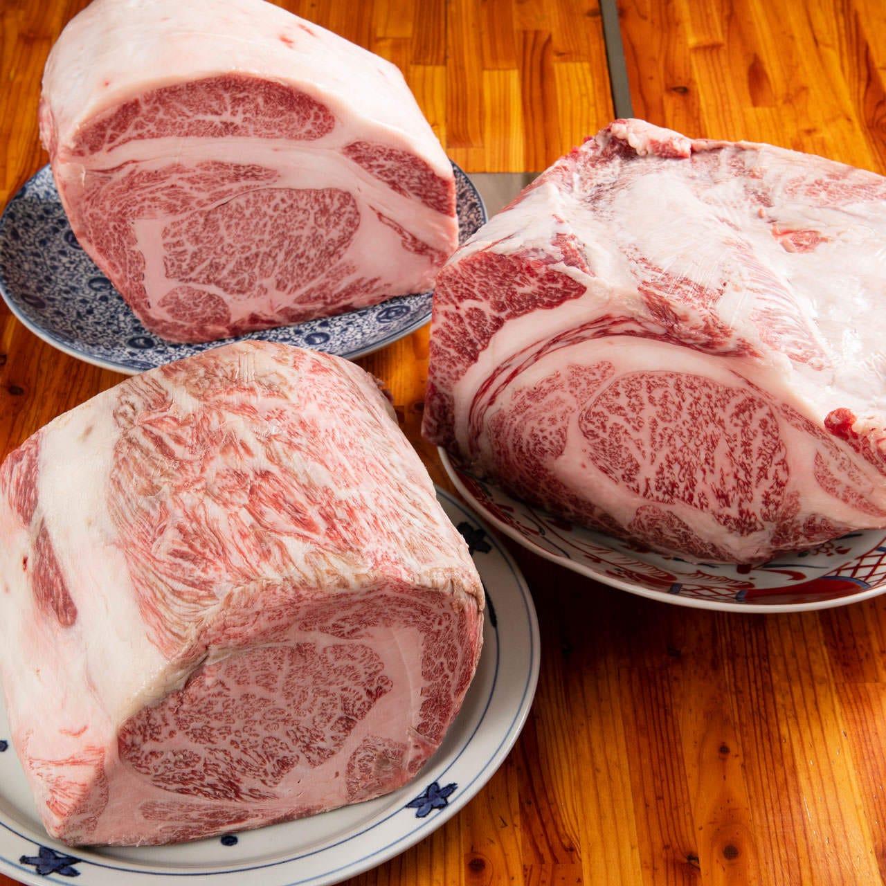 日本が世界に誇る絶品和牛を取り揃え
