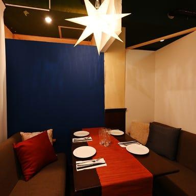 個室×肉料理 パウサビ 栄伏見店  店内の画像