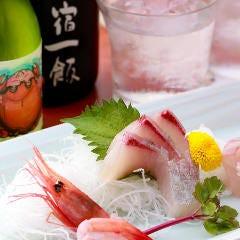 新鮮魚介のお造り(日替わり)