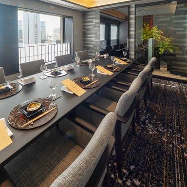 ホテルグランヴィア大阪 日本料理 大阪 浮橋 こだわりの画像