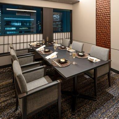 ホテルグランヴィア大阪 日本料理 大阪 浮橋 店内の画像
